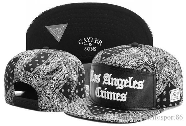 лучшая шляпа Хабар Кейлер сыновья Snapback шапки плоские хип-хоп Cap бейсболка шляпы для мужчин Snapbacks Casquette кости Aba Reta кости Gorr
