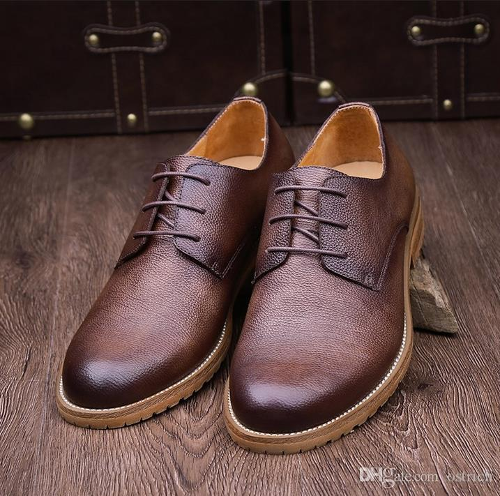 Summer dress shoes men