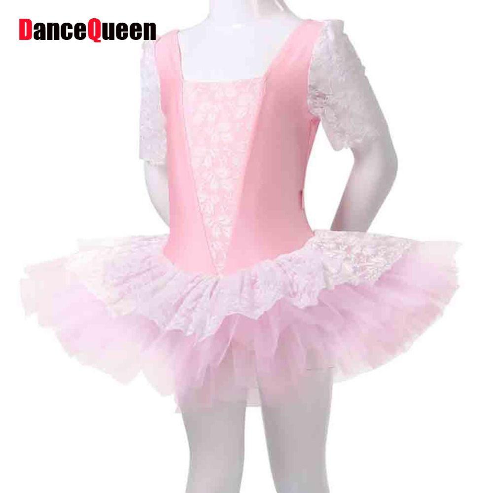Compre Clásico Ballet Tutú Rojo / Rosa / Amarillo / Azul Leotardo De ...