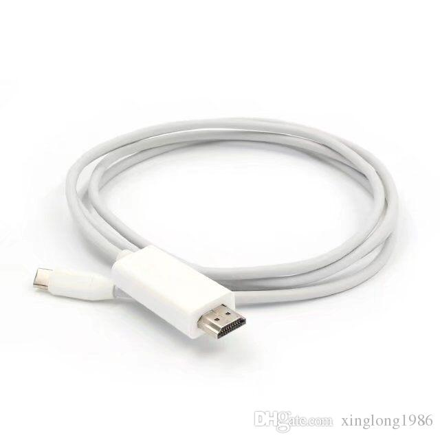 USB 3.1 Type-c to HDMI adapter cable 1.8m supports resolution