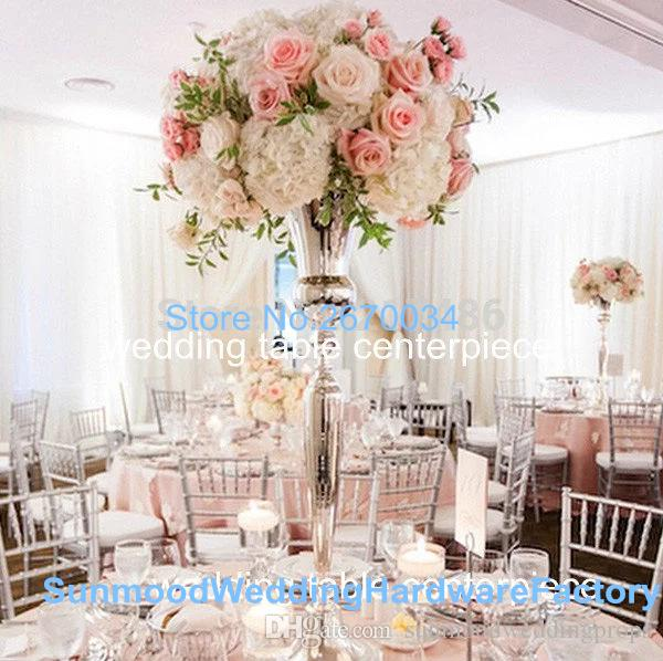 New Arrival Large And Tall Flower Arrangement Centerpieces For