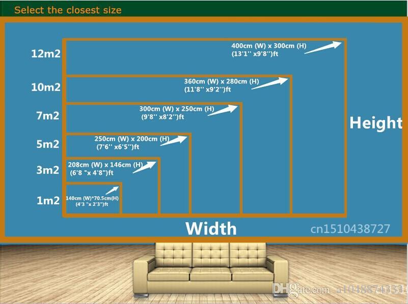 High-End-Custom 3d Fototapete Wandbilder Tapeten Malediven Landschaft 3D Wohnzimmer Tapete Hintergrund Wand Wohnkultur