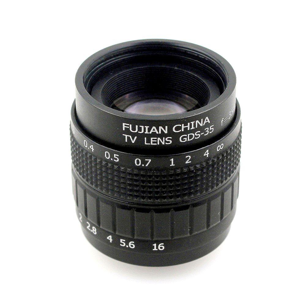 Fujian 35mm f1.7 C Mount CCTV camera Lens For Sony NEX-5 NEX-3 NEX-7 NEX-5C NEX-C3 NEX