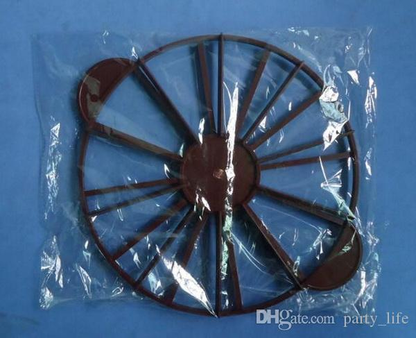 Round Plastic ABS 12-16 Slicers Pie Slicer Cake Dividers Cake Marker , Ateco Portion Cake Marker