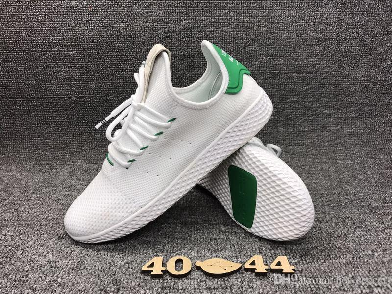 Acquista Pharrell Williams Stan Smith Taglia 40 44 Boost Scarpe Da Corsa Sneakers Di Alta Qualità Scarpe Da Uomo Stivali Sportivi Da Uomo A $44.78 Dal ...
