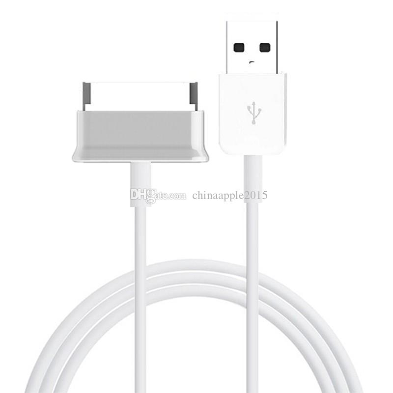 """3FT 1M USB 2.0 Data cable sync Cord Charger Adapter for Samsung Galaxy Tab P1000 10.1"""" 7.7"""" 8.9"""" 7"""" Tablet PC P7500 P6800 P6200 phone"""