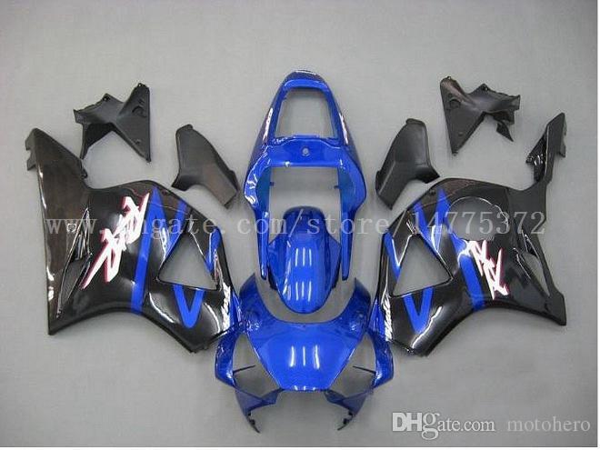 Brand new fairings fit for HONDA CBR900RR 954 2002-2003 CBR900RR 02-03 CBR900 RR 2002-2003 954 fairing kits #k93f7 Blue black