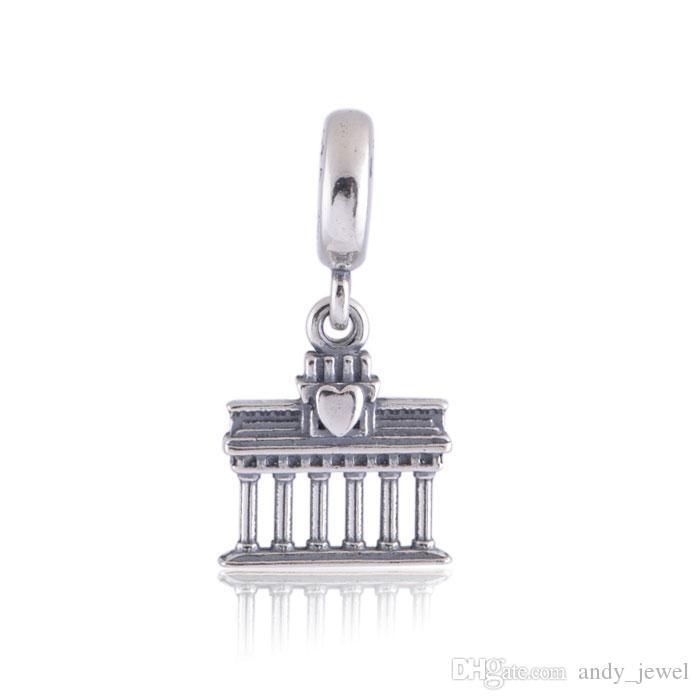 Pandora Charm Sterling Silver 925 791081 W6vWd