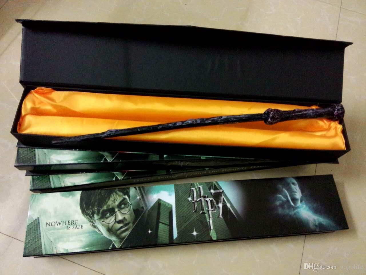 18 стилей косплей / Marrychistmas / Хэллоуин / Равенкло школа магия волшебной палочки с подарочной коробке около 36см