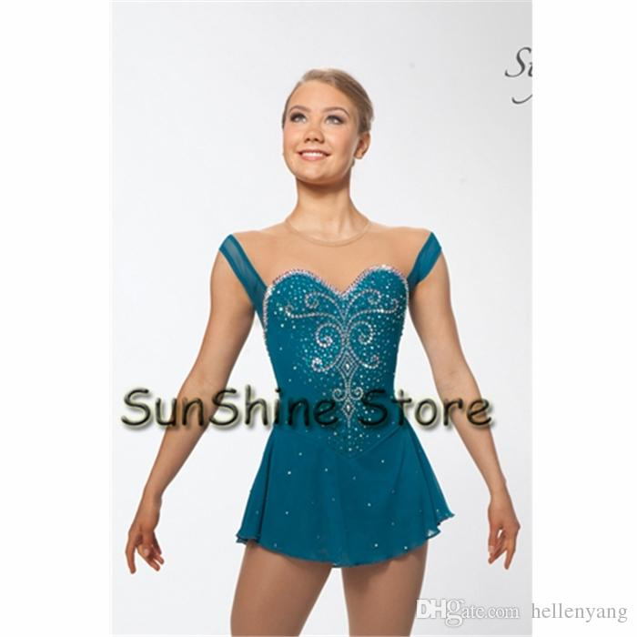 Winter Sports Ice Skating Dresses