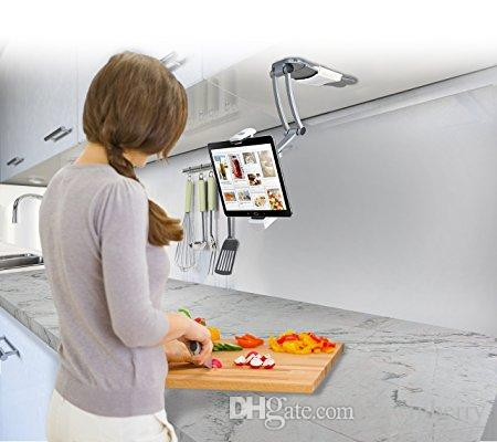 Charmant Best 2 In 1 Kitchen Mount Stand For 7 13 Inch Tablets/Ipad 2017/Ipad Pro  9.7, 10.5, 12.9/Surface Pro/Ipad Mini Under $26.74 | Dhgate.Com