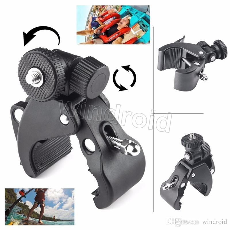 12 in 1 GoPro Accessories Set Go pro Remote Wrist Strap 12-in-1 Travel Kit Accessories with retail box For sports camera EKEN Hero 4 3+ 3 2