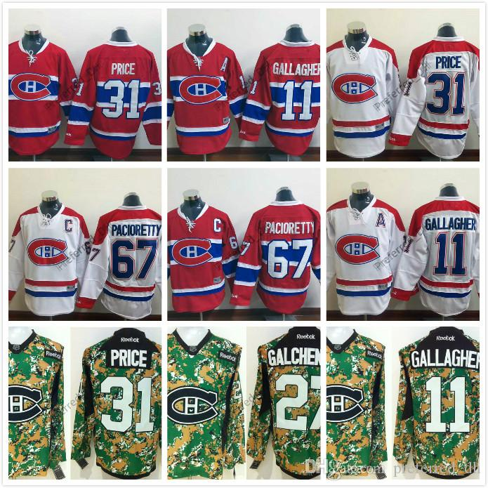 307b9f6ef8d Canadiens  31 Carey Price White Winter Classic Premier Jersey ...