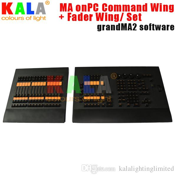 2017 grandma2 dmx lighting controller console ma onpc command fader wing from. Black Bedroom Furniture Sets. Home Design Ideas