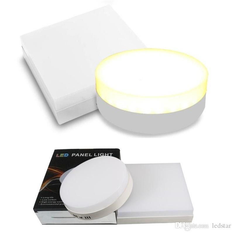 Surface Mounted Led Ceiling Down Light High Lumens 24w Led Panel Light With Driver 85-265v Indoor Led Light Back To Search Resultslights & Lighting Ceiling Lights & Fans