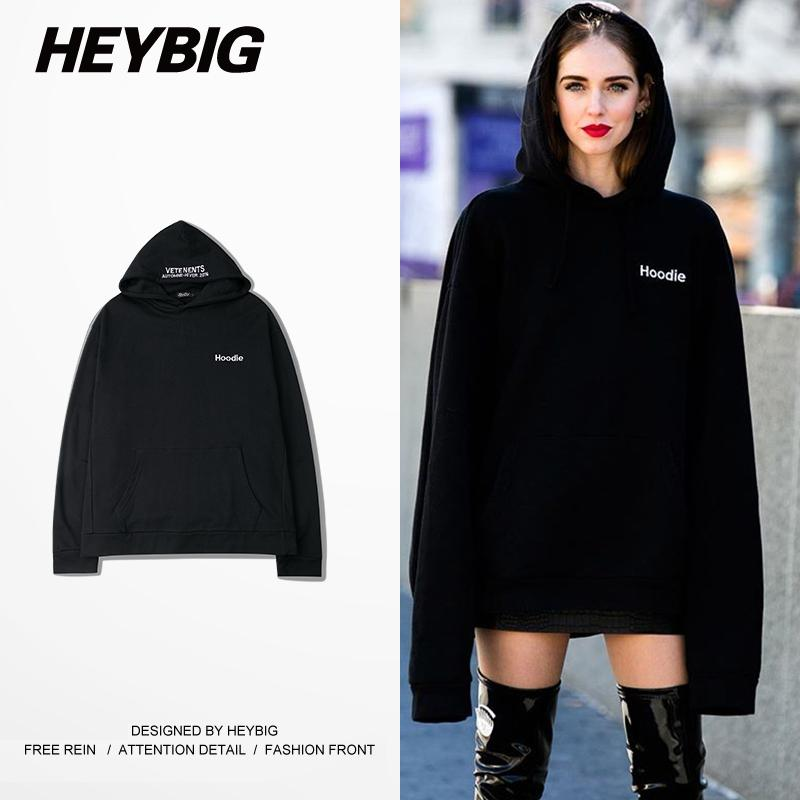 5e3fa1dc 2019 Wholesale Oversized Extra Long Sleeve Men Sweatshirt Hooded Loose Lazy  Hoodies HEYBIG Hip Hop Male Clothing From Erzhang, $60.46 | DHgate.Com