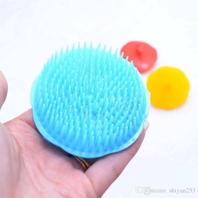 new fashion Hair Shampoo Exfoliation Scalp Massage Comb Pro Salon Hair Styling Tools Hair Brush Comb Hairbrush