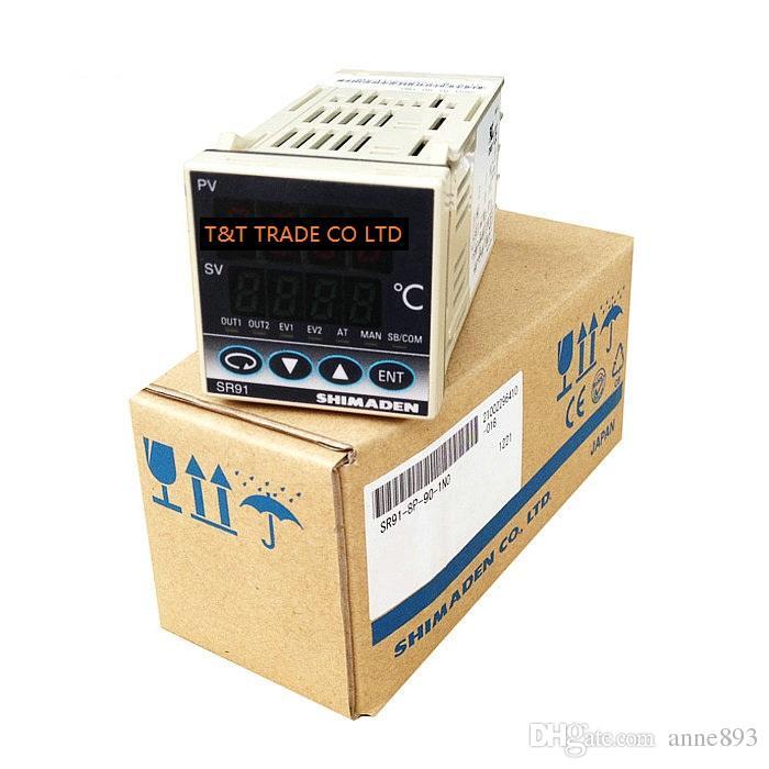 Терморегулятор Shimaden SR91-8P-90-1N0 / SR91-8Y-90-1N0 / SR91-8V-90-1N0 / SR91-8I-90-1N0 новый оригинальный один год гарантии