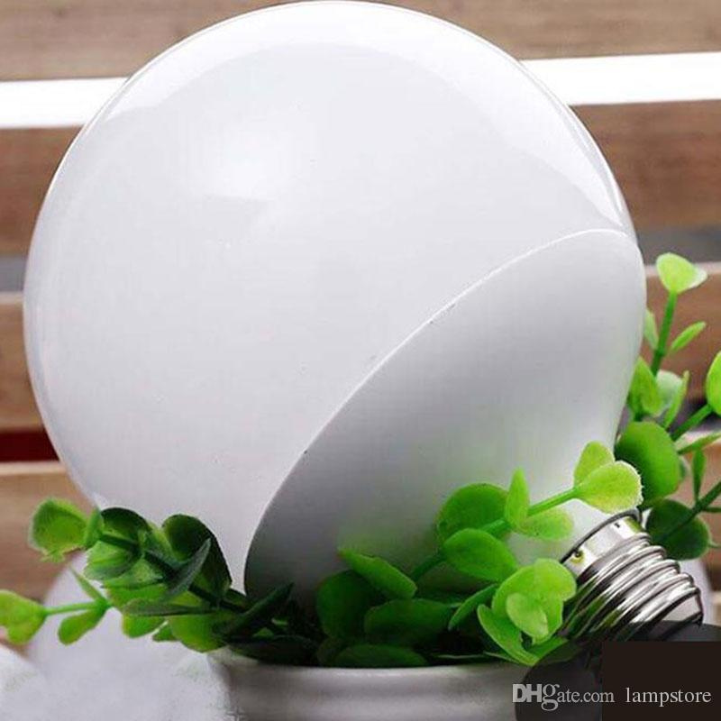 LED ballon bulb energy saving bulb E27 spiral ball spherical bubble commercial lighting 360 luminous bulb