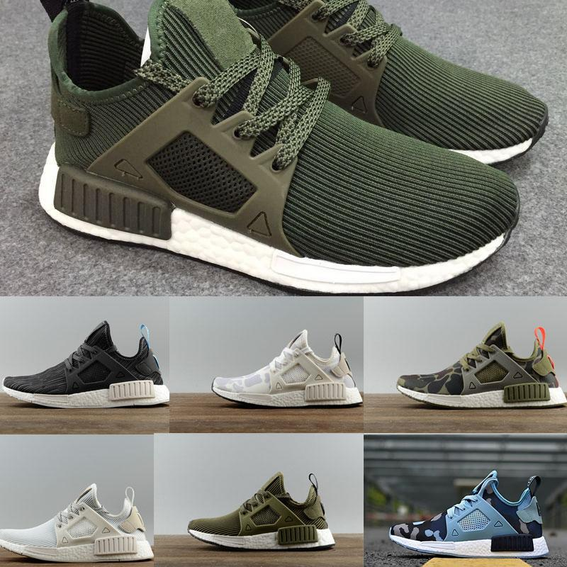 bce8d1df94ed6 Adidas NMD XR1 PK OG Core Black Blue Red BY1909 Ultra Boost