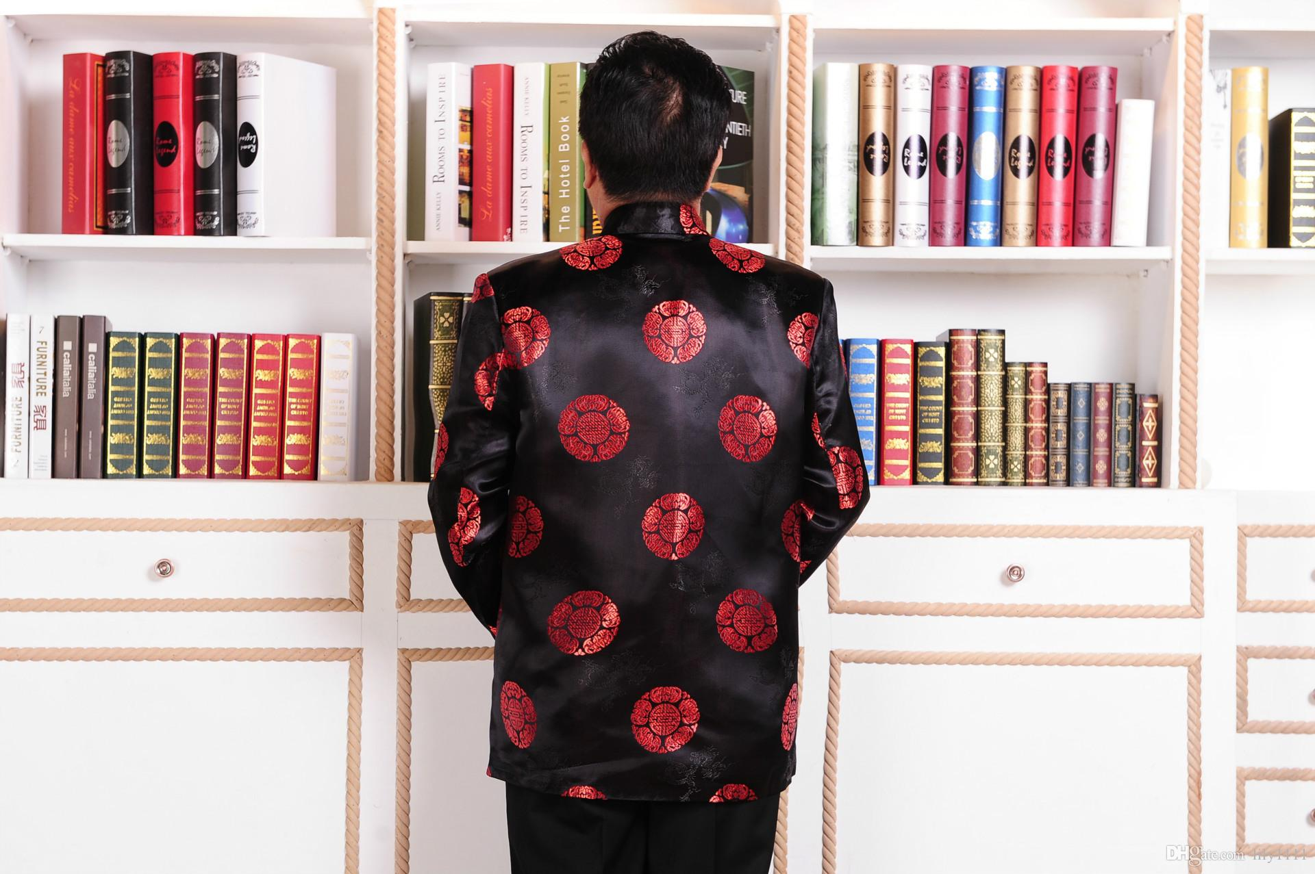 Shanghai Story 2018 Top Quality Cheongsam top Chinese Traditional Clothing for men women Spring Jacket kung fu Top Shirt