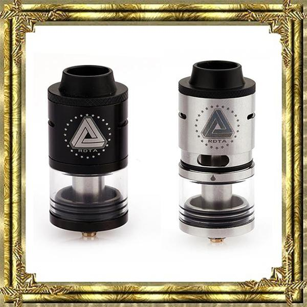Ijoy Limitless Classic Edition RDTA Tank Interchangeable Decks Design 25MM Diameter 6.9ml Capacity VS OBS Engine Mini RTA