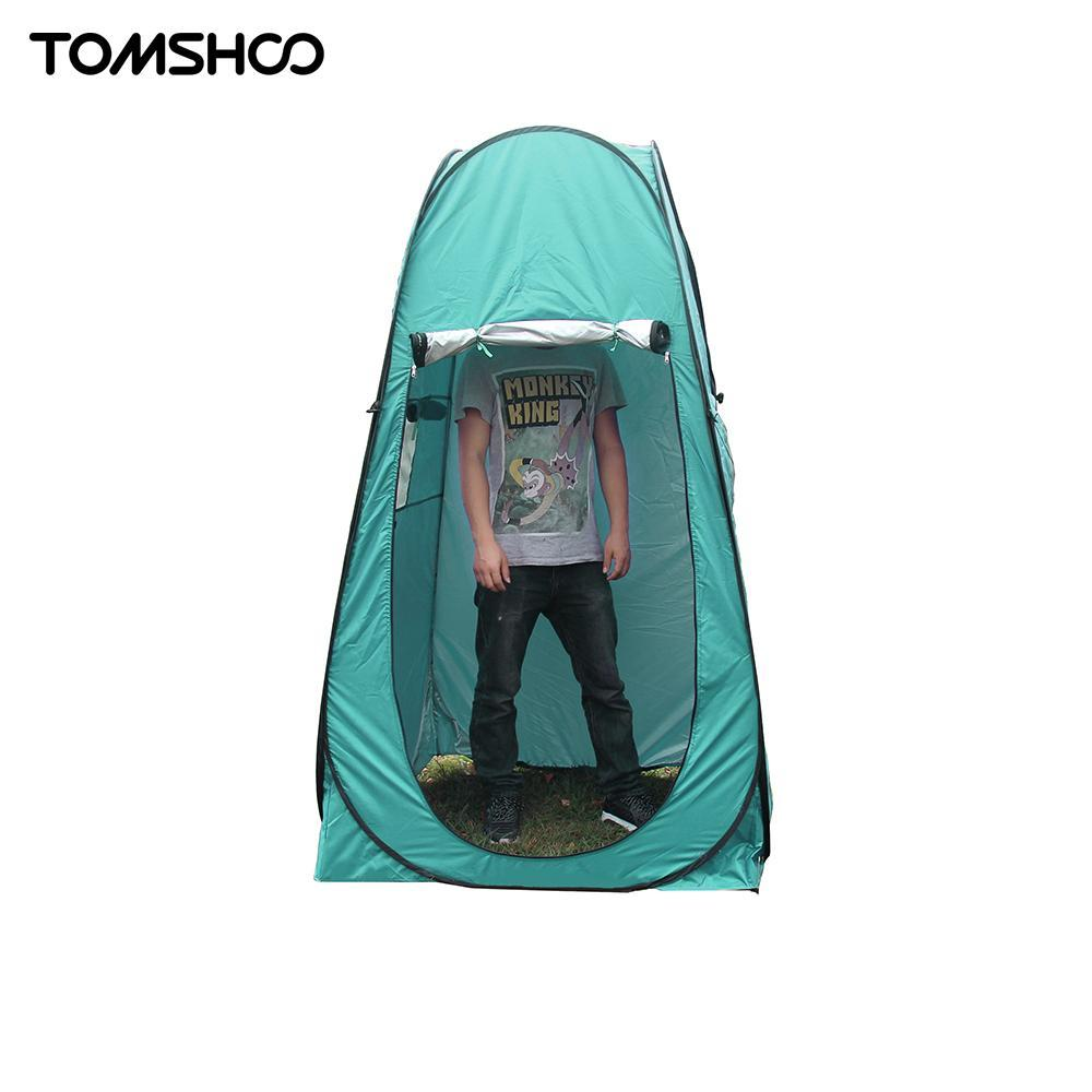 buy online 64341 03748 Wholesale- Portable Camping Beach Tent Privacy Changing Tent Pop-up Camping  Tent Outdoor Shower Toilet Changing Room Shelter with Carry Bag