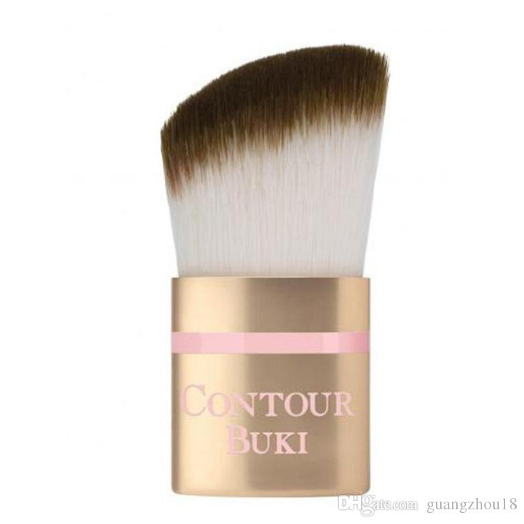 2017 Brand COCOA Contour Kit Highlighters Palette Nude Color Cosmetics Face Concealer Makeup Chocolate Eyeshadow with Contour Buki Brush 48p