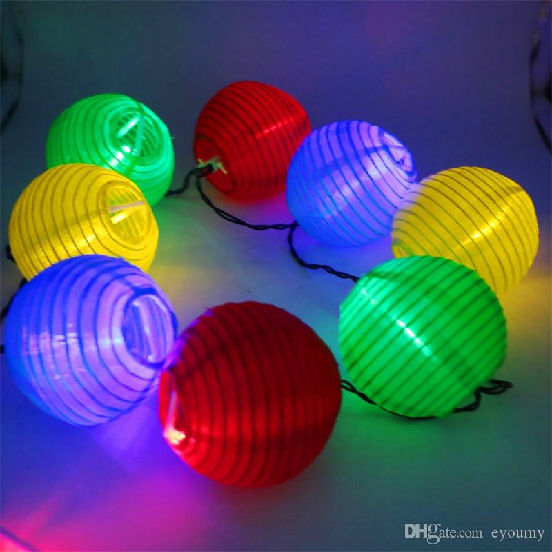 5M 20LED Solar String Lanterns lamp led String fairy light solar light Christmas Garland Garden party Decor Waterproof outdoor
