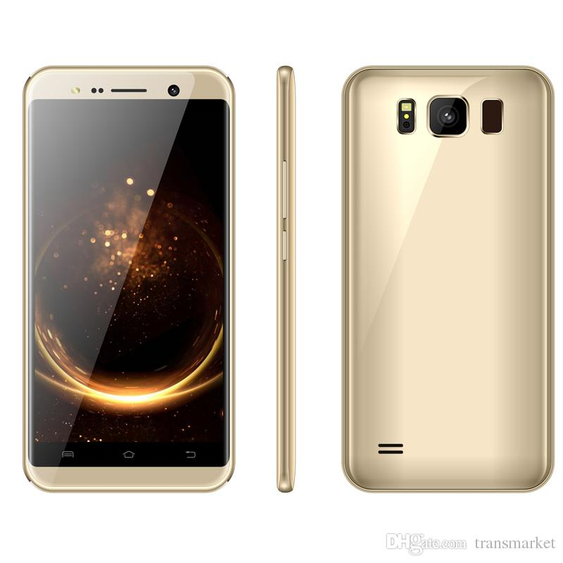 Super V3 Smartphone 5.5 Inch MTK6580 Quad core Mobliephone 1GB RAM 4GB ROM Dual Camera 5.0MP Back Camera Beauty Camera Android Smartphone