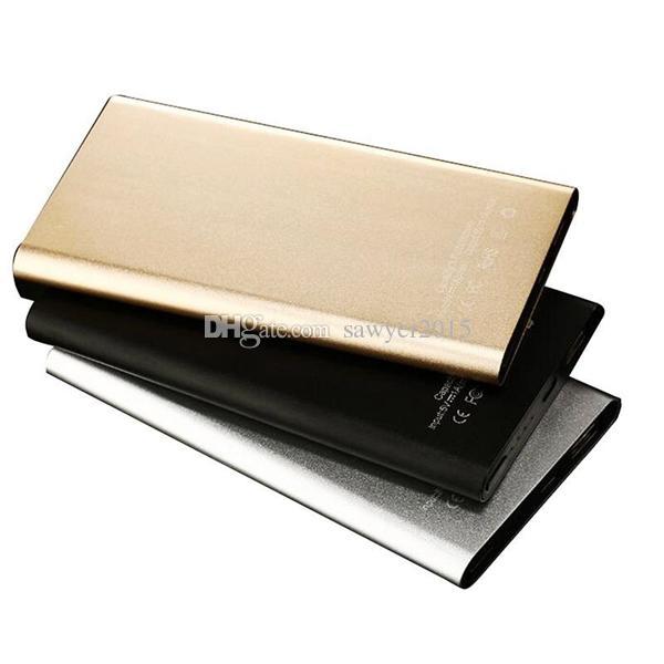 H2 IR visión nocturna Cámara Power Bank HD 1080P Mini cámara 5.0MP COMS Grabadora de video digital DVR de banco de potencia ultrafina
