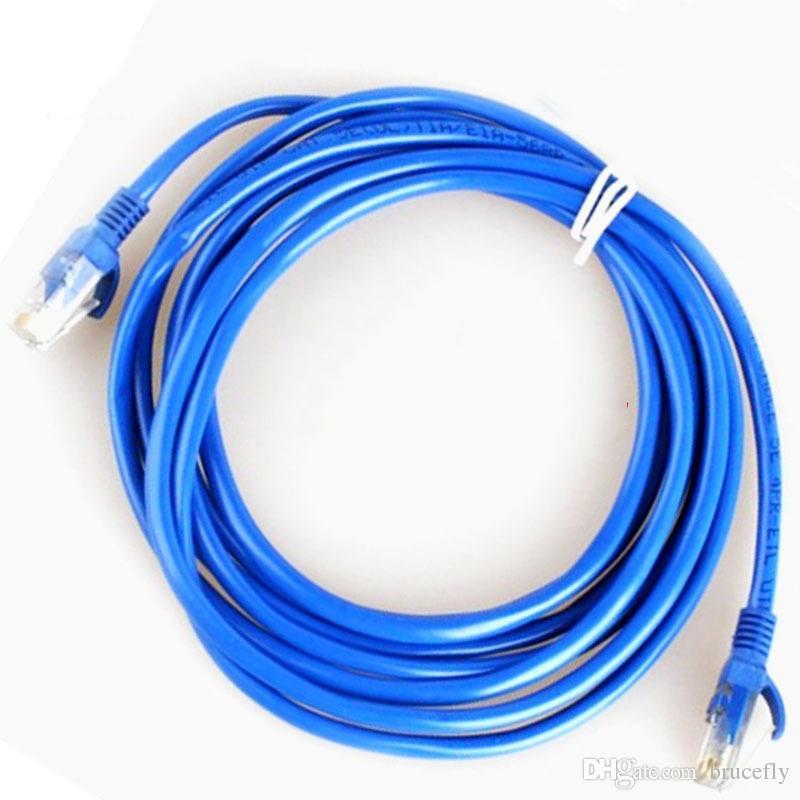 RJ45-Ethernet-Kabel 1M 3M 1,5M 2M 5M 10M 15M 20M 30M für Cat5e Cat5 Internet-Netzwerk-Patch-LAN-Kabel für PC-Computer-LAN-Netzwerkkabel