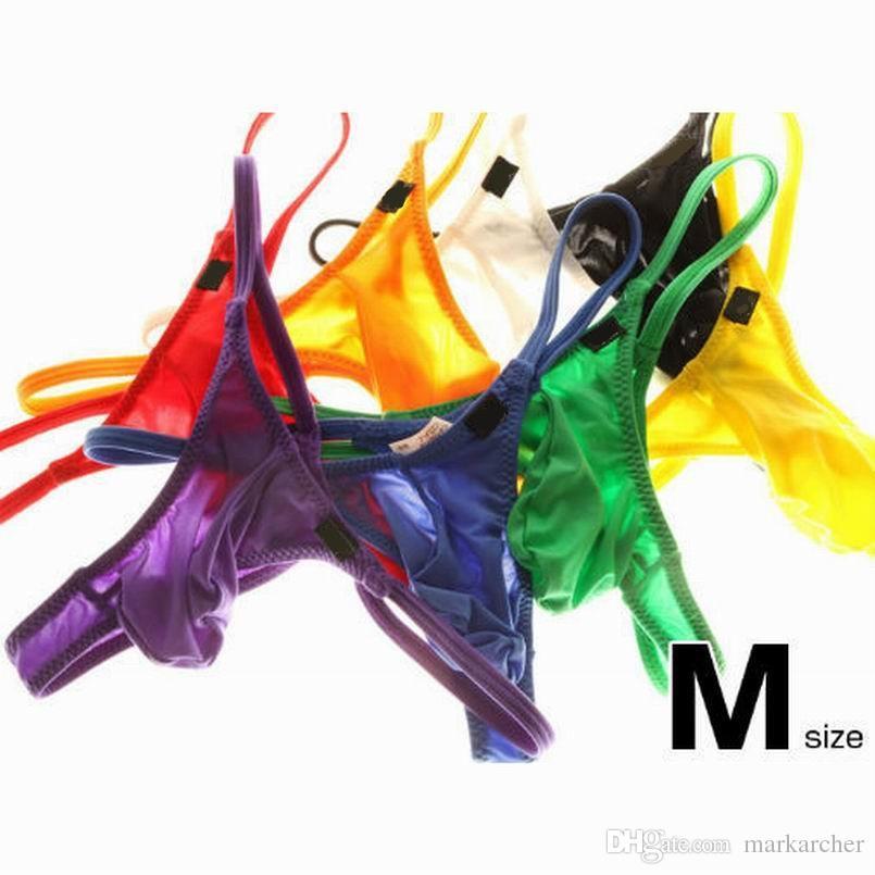 Sexy Men string string sous-vêtement