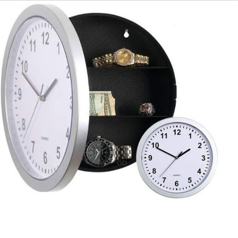Wholesale Modern Design Mechanical Clock Safe Storage Box Clock ...
