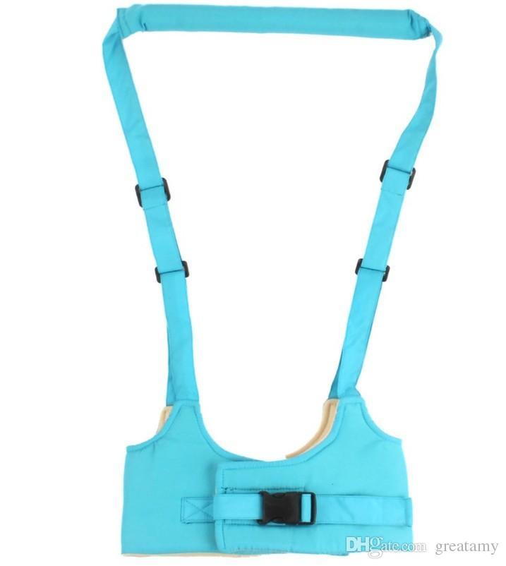 Sangle de sécurité réglable pour laisse de bébé pour bébé Apprentissage de la marche Assistant de sécurité pour tout-petit harnais de sécurité Livraison gratuite