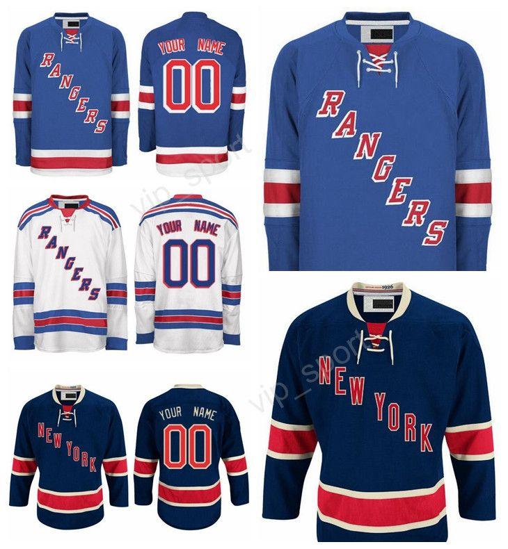 ... 2017 Custom 61 Rick Nash Jersey New York Rangers Hockey Jerseys 76  Brady Skjei 32 Antti Mens ... 5b5d81807