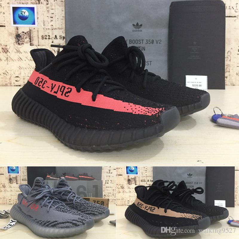 MEN AIR RUNNING SHOES,YEEZY SPLY 350 V2 BOOST B9 for sale