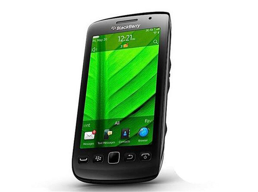 "Refurbished Original Blackberry Torch 9860 3.7"" Touch Screen 768MB RAM 4GB ROM 5MP Camera WIFI GPS 3G Unlocked Mobile Phone DHL Sample"