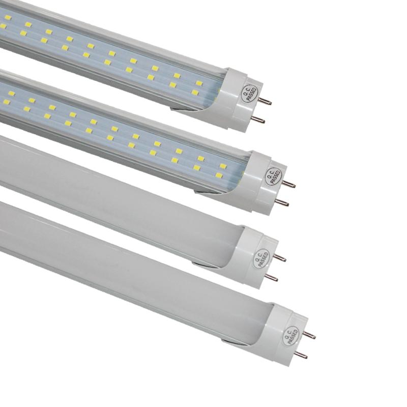 Led Light Tube 4ft 28w Double Side Led Chips 80w Equivalent 2200
