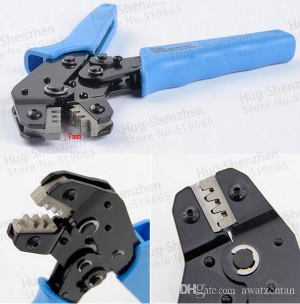 Dupont SN-28B Molex Pin Crimper Utensile a mano connettori, PCI-E DIY ATX Terminali multifunzionali Linea Pressatura Pinze