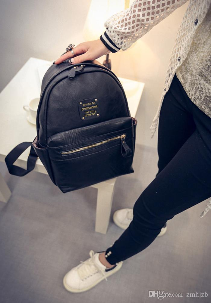 2017 New Bag For Women Backpack Classic Style Female Travel ...