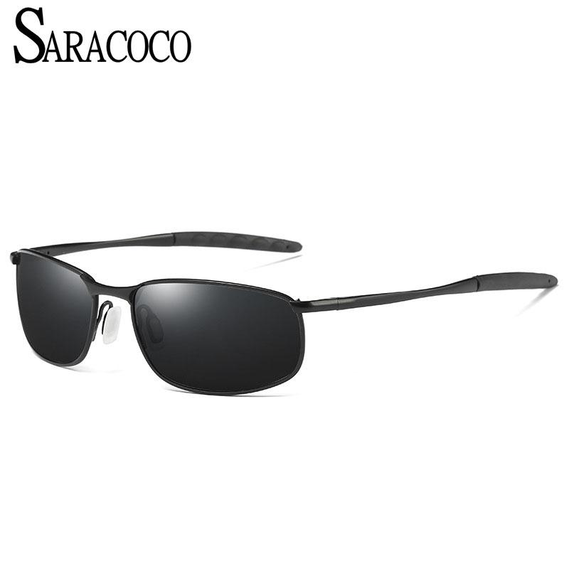 0c33531fe5 Wholesale SARACOCO Fashion Sunglasses Polarized Men 2017 Glasses For Night  Driving Glasse Male Square Polaroid Lens UV400 Oculos SR130 Bifocal  Sunglasses ...