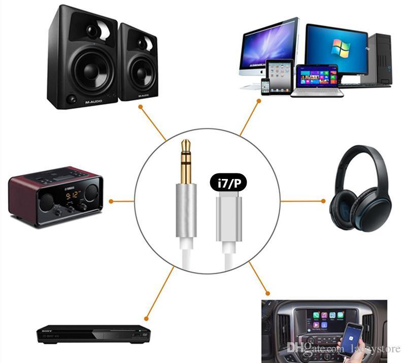 Stereo Audio Kabel Hochwertige Audio Usb Kabel Für Iphone 7 7 Plus ...