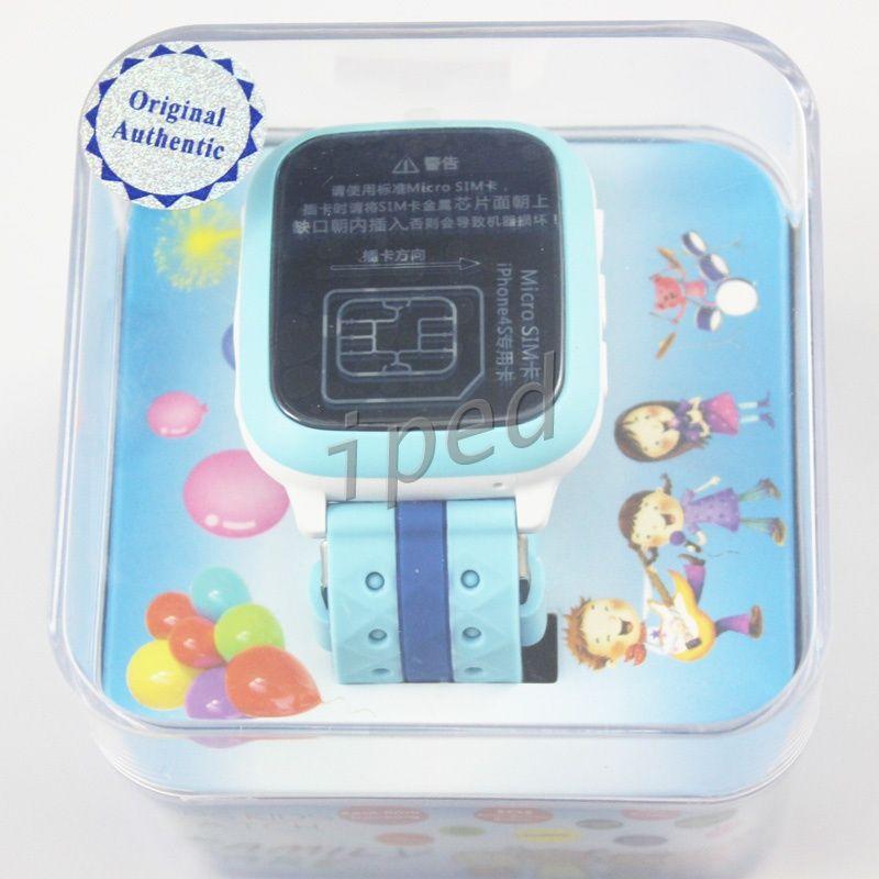 DS18 Smart Phone Watch Kid Armbanduhr Anti-Verlorene GPS WiFi Tracker Uhr Für Kinder SOS SIM Karte Smartwatch Für iOS Android Kinder Kostenlos DHL 5