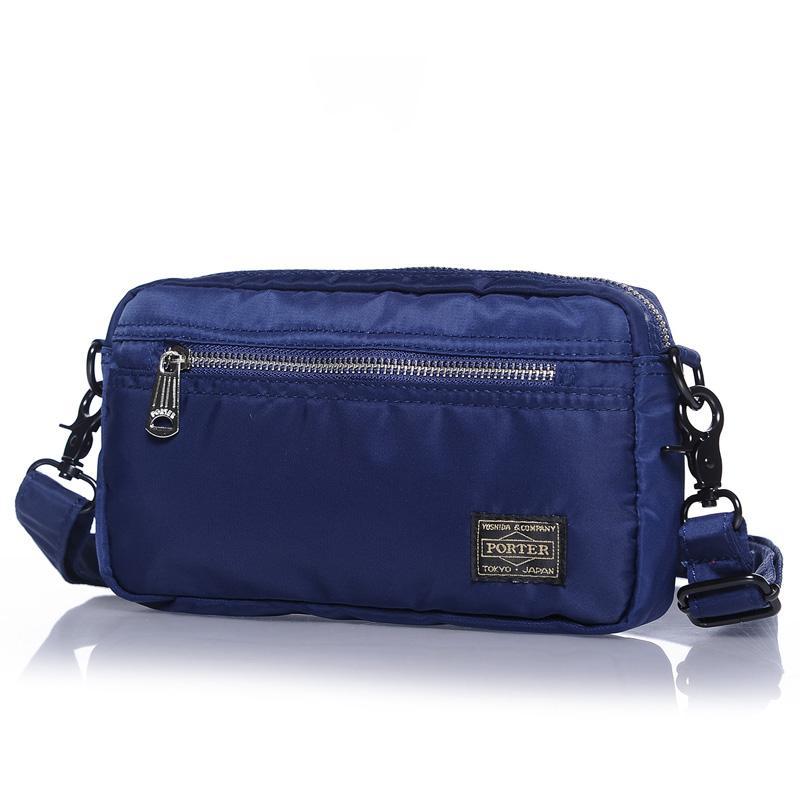 2017 new tide brand yoshida poter casual men and women shoulder bag messenger bag package package bag red handbags pink handbags from allenliu2015