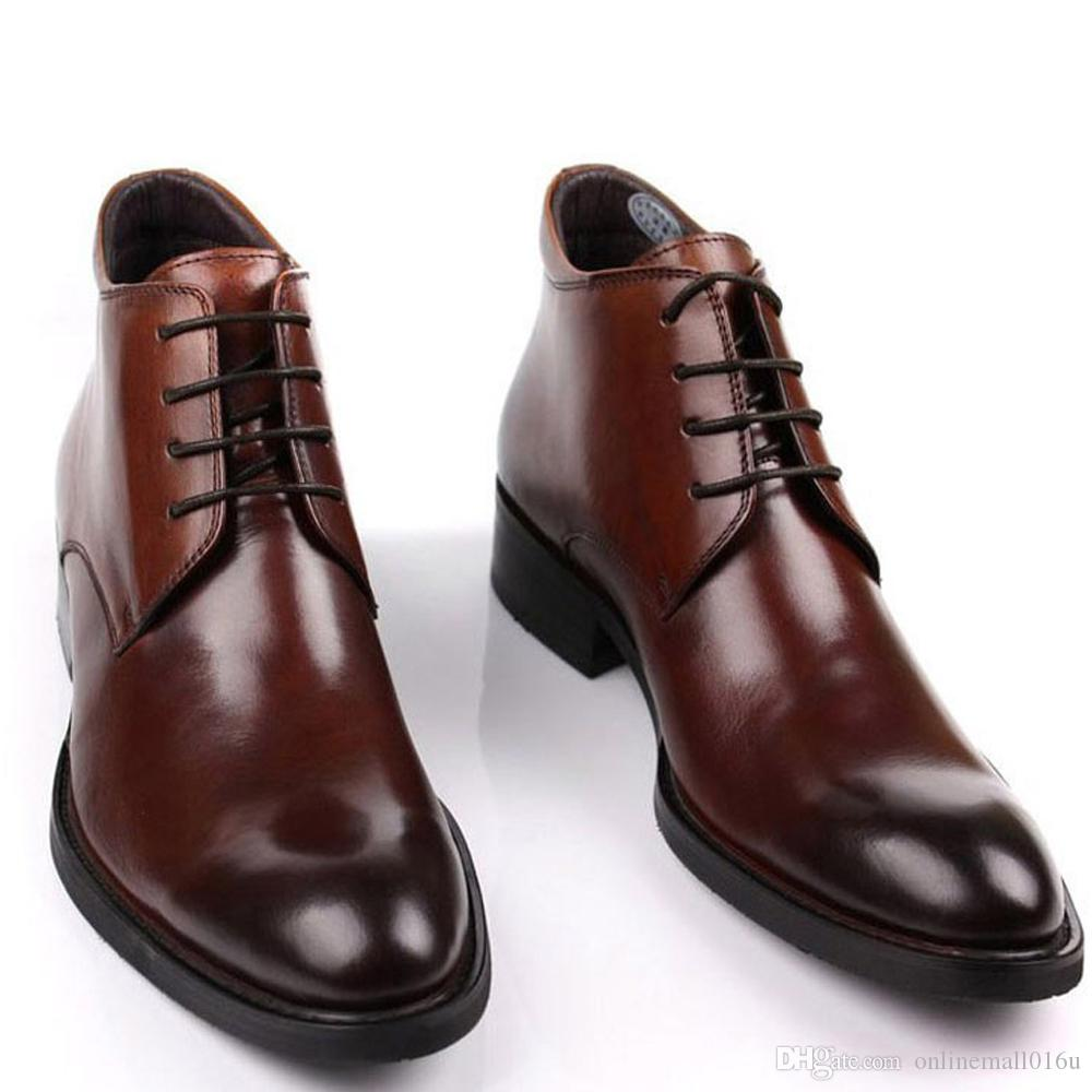 Winter Mens dress boots pictures photos