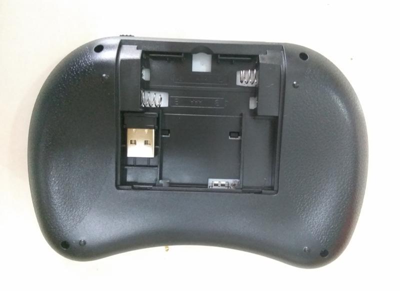 I8 2.4G Air Mouse Sem Fio Mini Teclado com Touchpad Gamepad Controle Remoto para o Media Player Caixa de TV Android HTPC MXQ Pro M8 X96 Mini PC