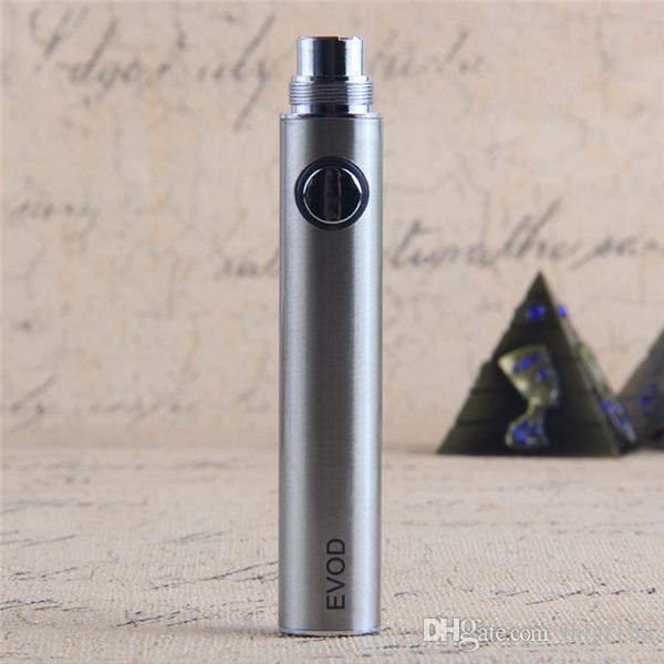 Cigarrillo electrónico Ego Vape Pen Baterías 650 mAh 900mAh 1100mAh Evod Battery Ecigs Vapes