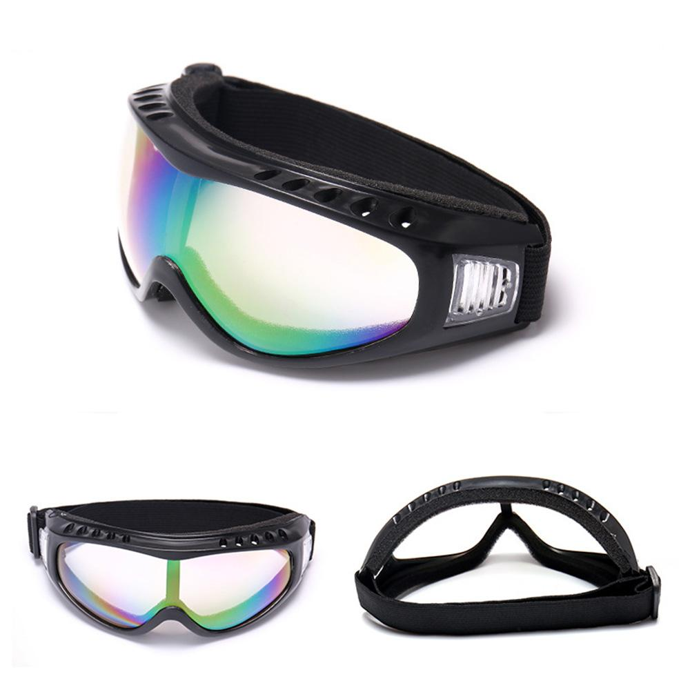 5a26b962e56 Wholesale- Outdoor Skiing Men Women Goggles Windproof Glasses Protection  Multi-Color Anti-fog Climbing Cycling Motorcycle Goggles .com Online  Shopping ...