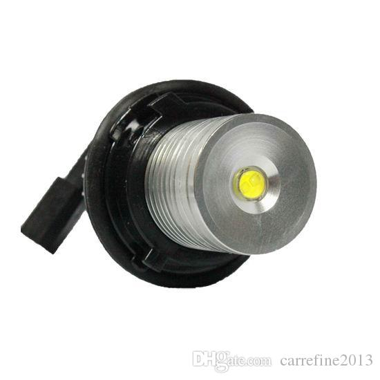 5W Car LED Marcador LED Angel Eyes para BMW E39 E53 E60 E61 E63 E64 E65 E66 E87 canbus LED halo anillos bulbo ojos